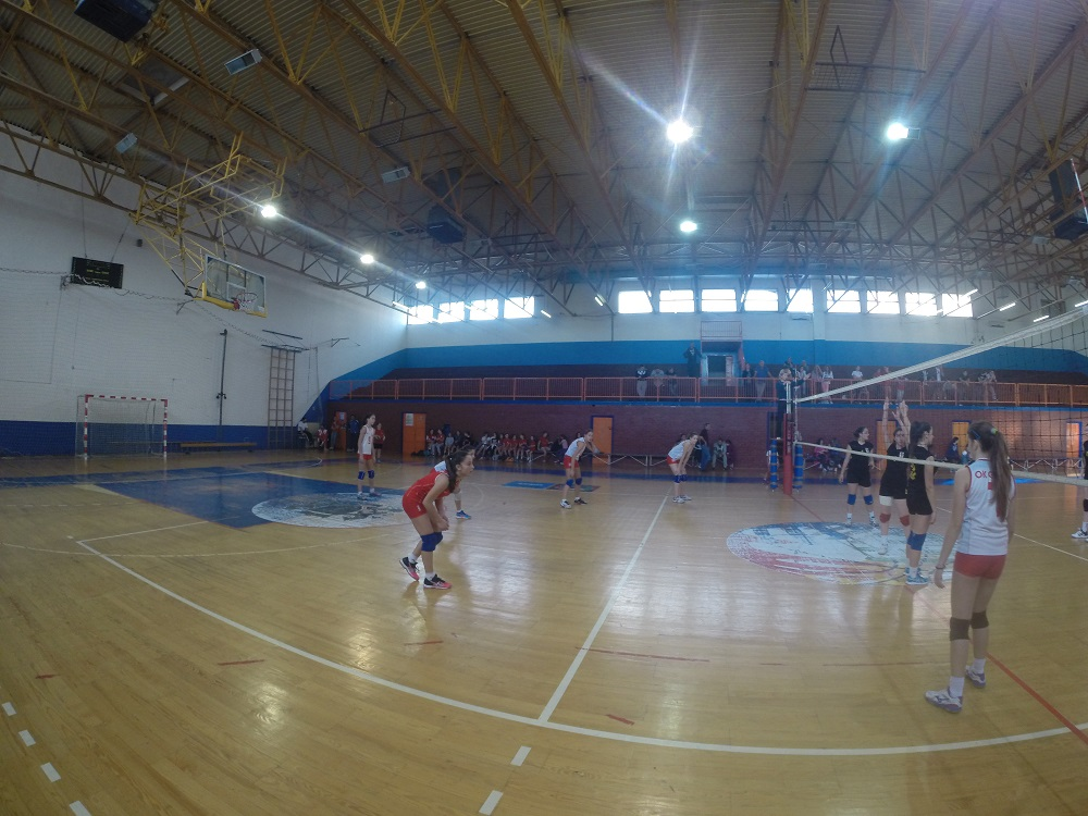 Galeb II – Volley star  3:0