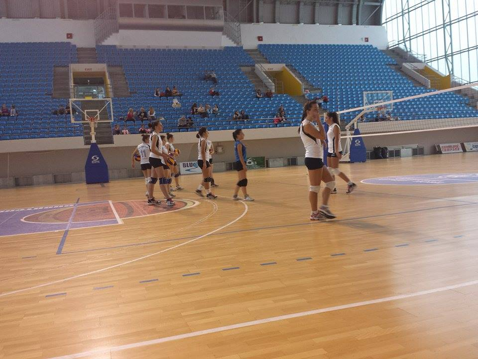Albatros – Volley star 2:3