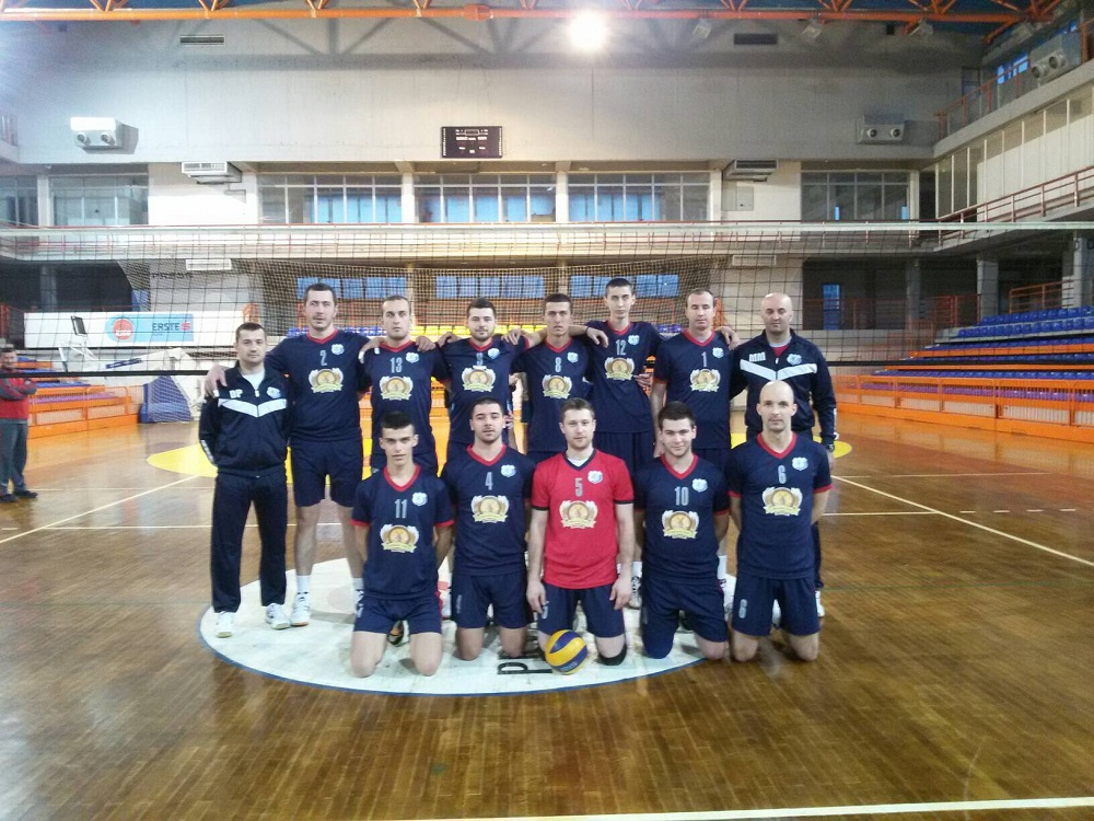 Jedinstvo – Bar volley 3:0