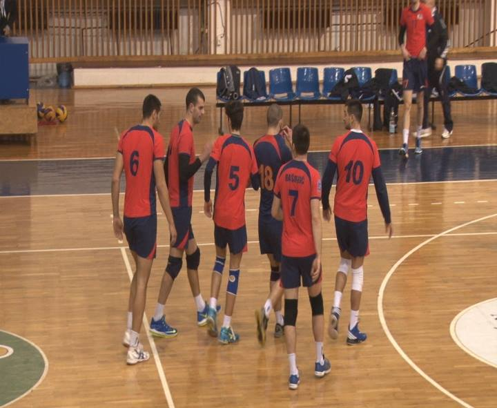 Volley Star – Budvanska Rivijera 0:3