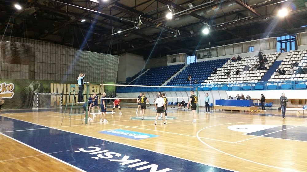 Volley star – Jedinstvo  3:2