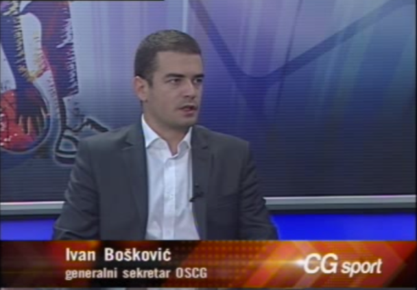 CG Sport – Ivan Bošković (VIDEO)
