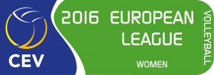 2016 European League Women logo