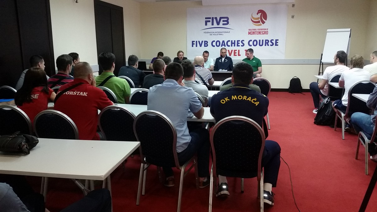 fivb coaches course level 1 trenerski seminar oscg treneri 005
