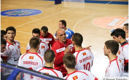 Bar volley – Volley star 1:3
