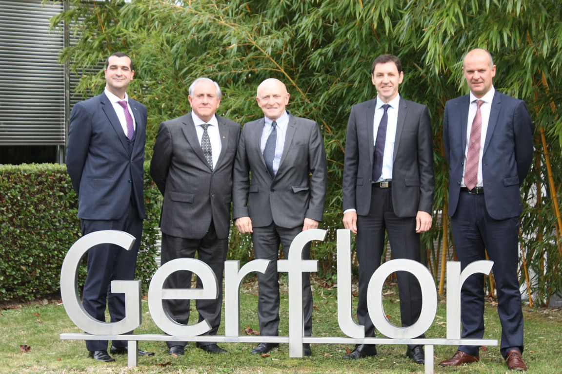 FIVB i Gerflor partneri do 2020.