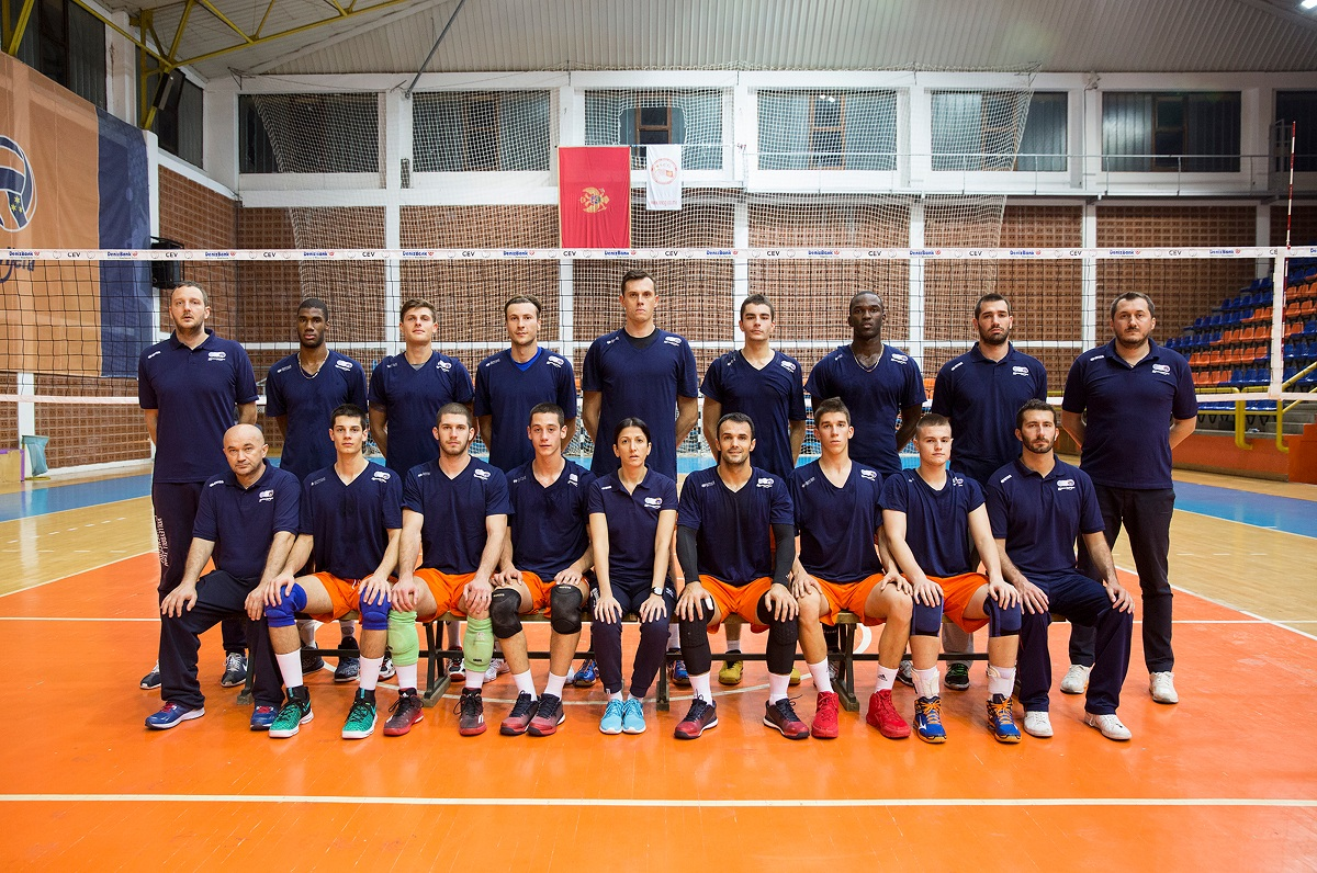 Budvanska rivijera Budva – Bar volley 3:0
