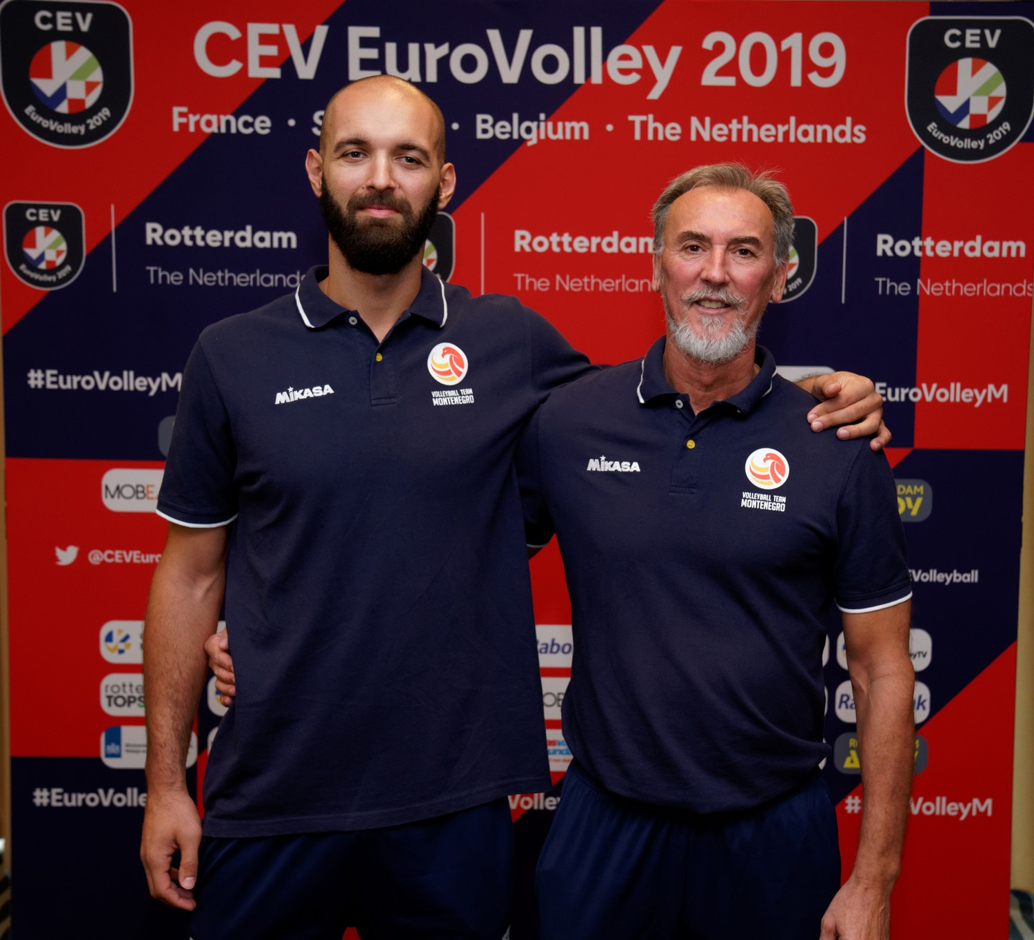 Ned, CEV Press Meeting EC Volleyball 2019, Rotterdam