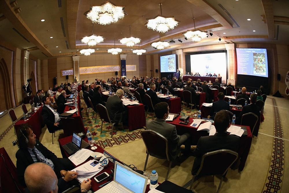 35. Kongres CEV, 2014.godine (Antalija, Turska)