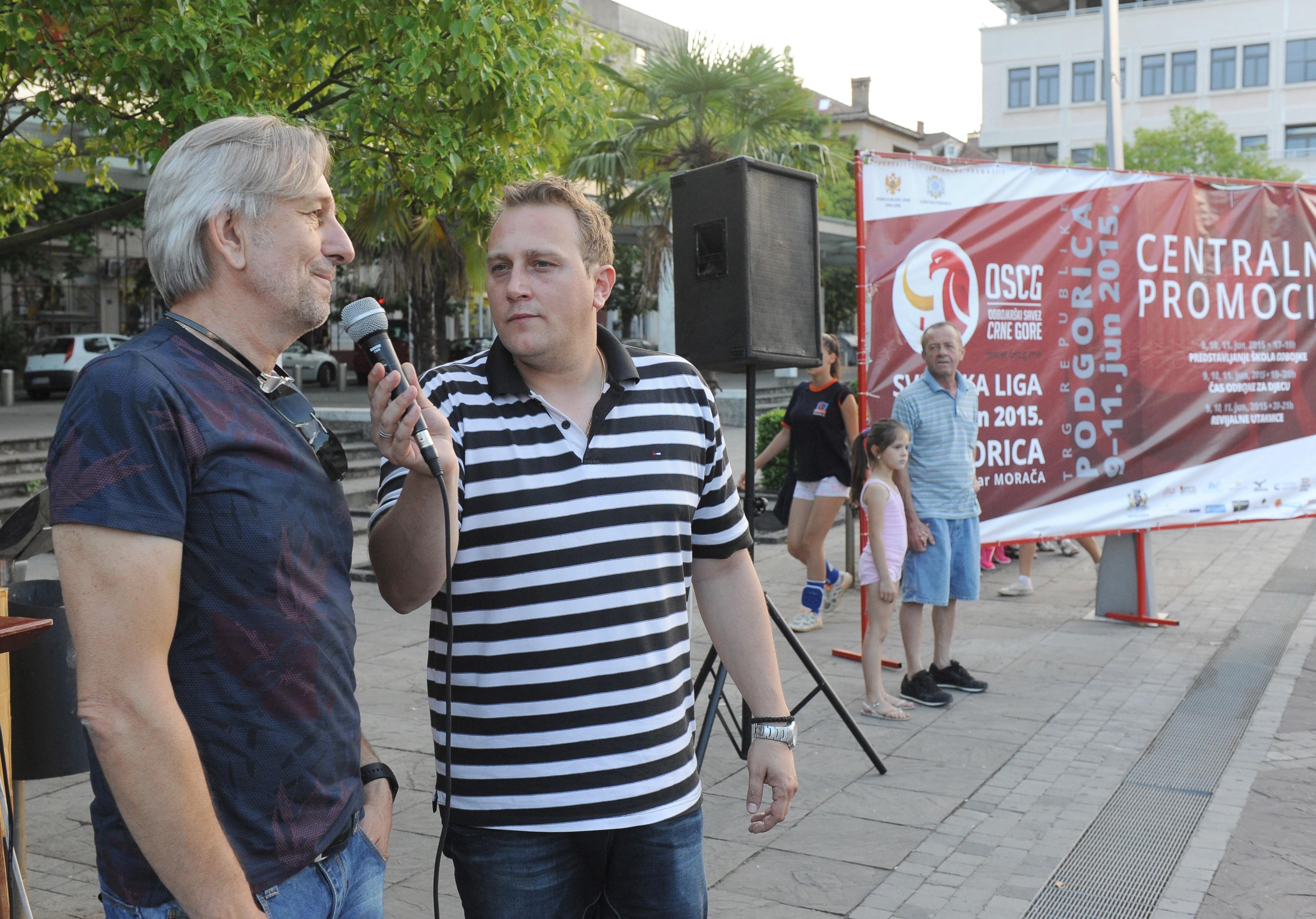 Naš proslavljeni trener Veselin Vuković