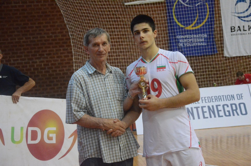 Nikolay Manchev best setter