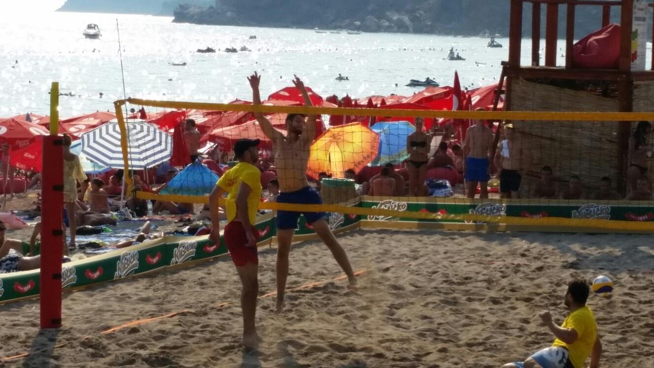 beach volley odbojka na pijesku crna gora montenegro sutomore 1