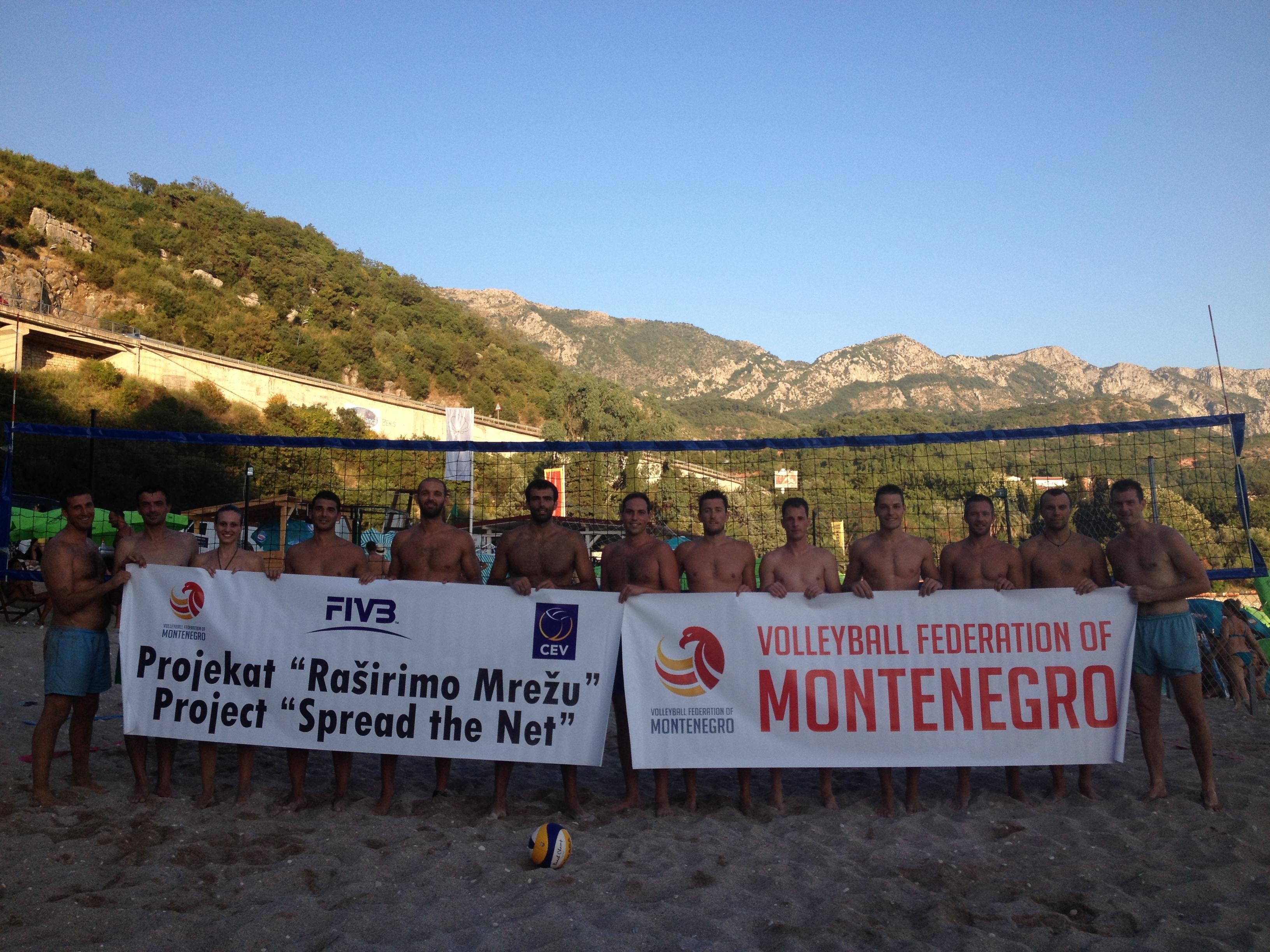 odbojka na pijesku kamenovo beach volley montenegro crna gora oscg expand the net 2