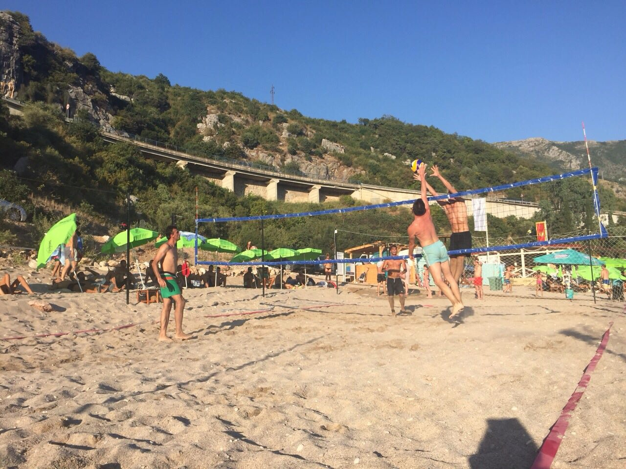 odbojka na pijesku kamenovo beach volley montenegro crna gora oscg expand the net 3