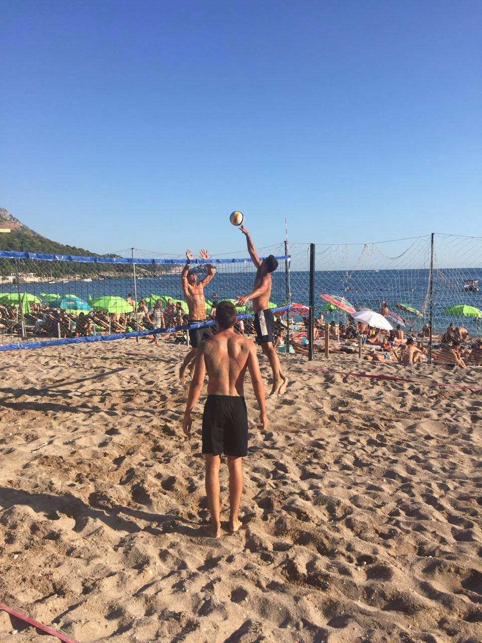 odbojka na pijesku kamenovo beach volley montenegro crna gora oscg expand the net 4