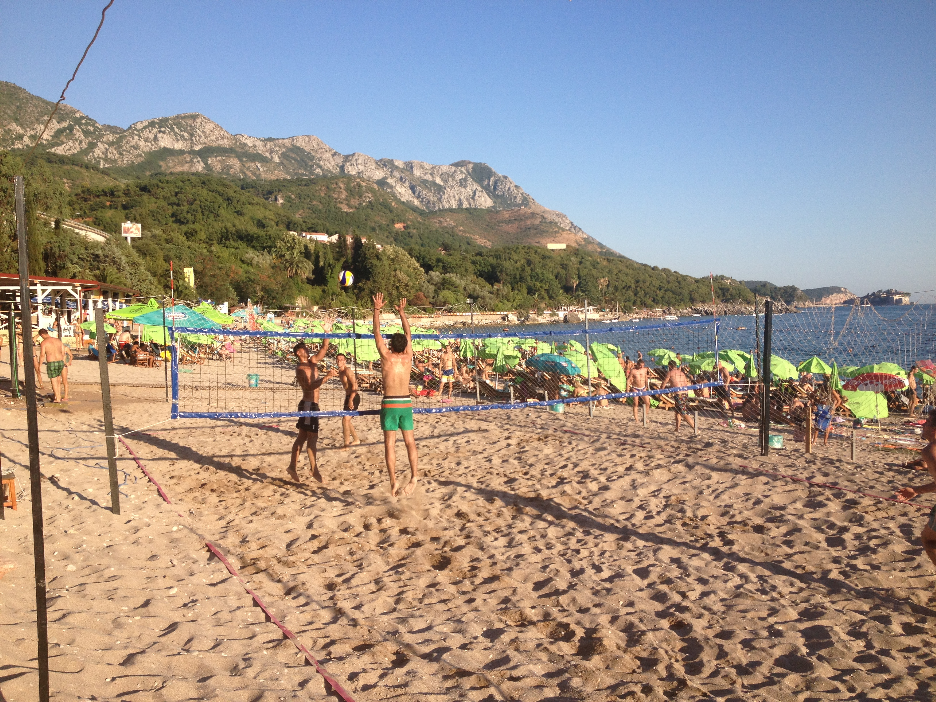 odbojka na pijesku kamenovo beach volley montenegro crna gora oscg expand the net