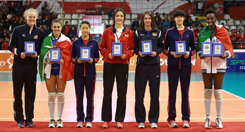 kadetkinje pojedinacne nagrade svjetsko prvenstvo 2015