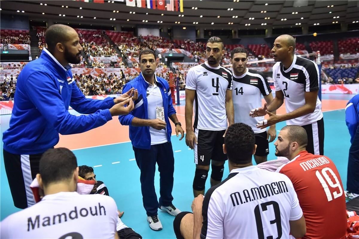 Egipat, sa kojim je Crna Gora igrala u finalu Svjetske lige grupe 3, na Svjetskom kupu u Japanu