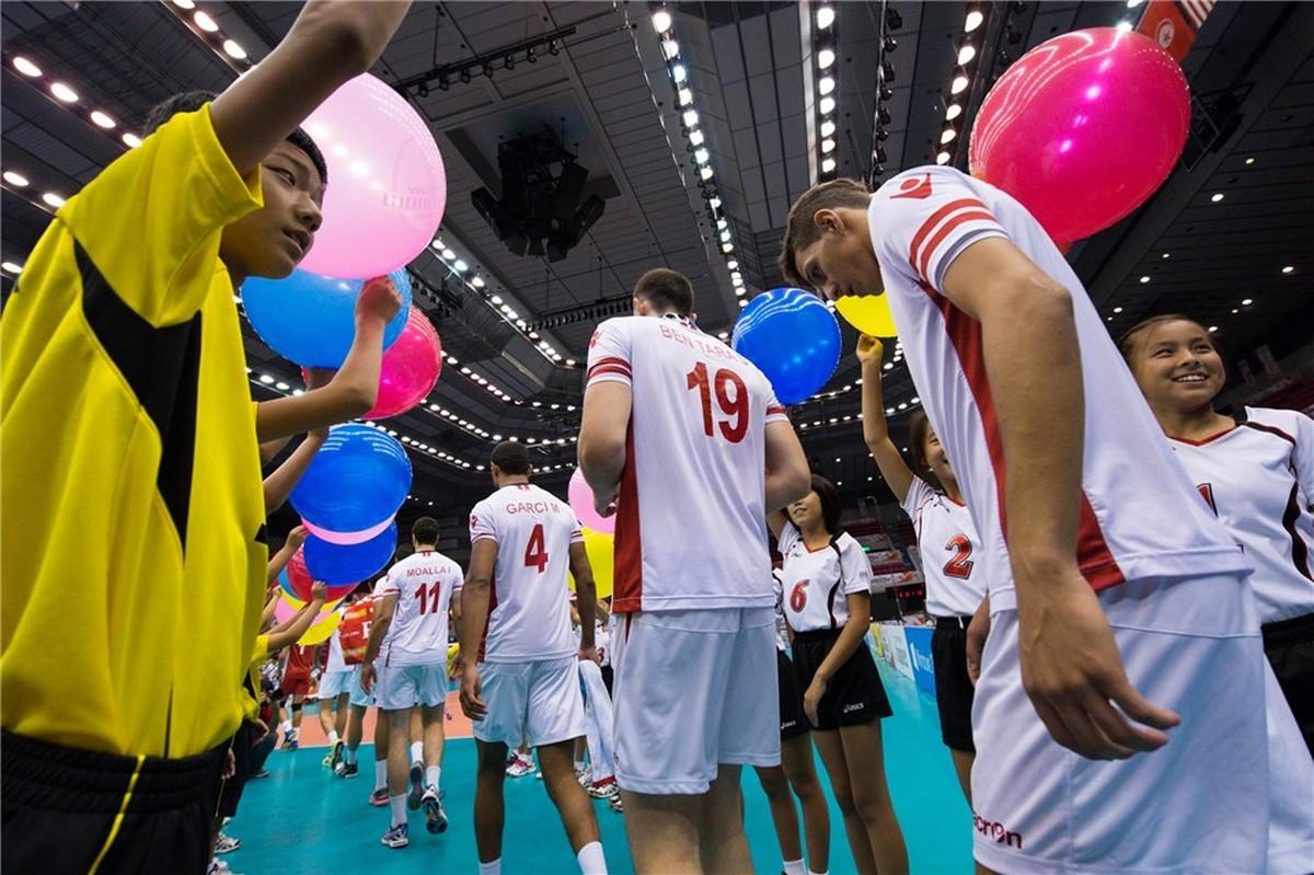 odbojka svjetski kup japan fivb volleyball