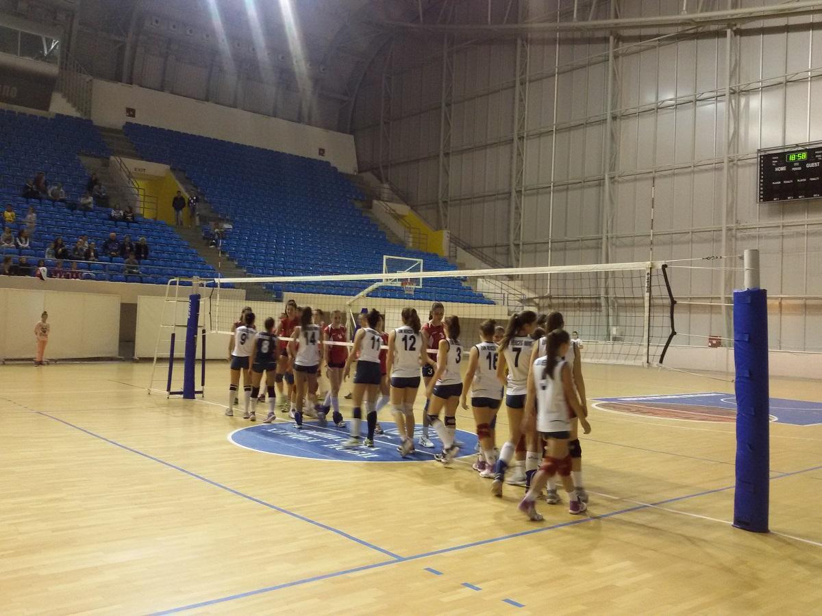 Herceg Novi – Niksic, prva liga za zene 4