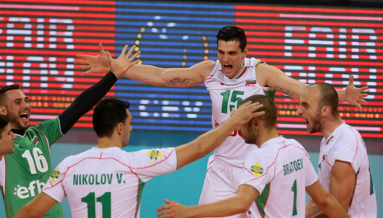 bugarska evropsko prvenstvo odbojka