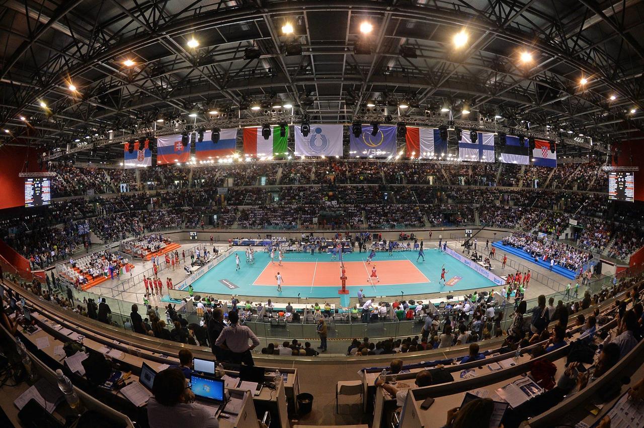 evropsko prvenstvo odbojka
