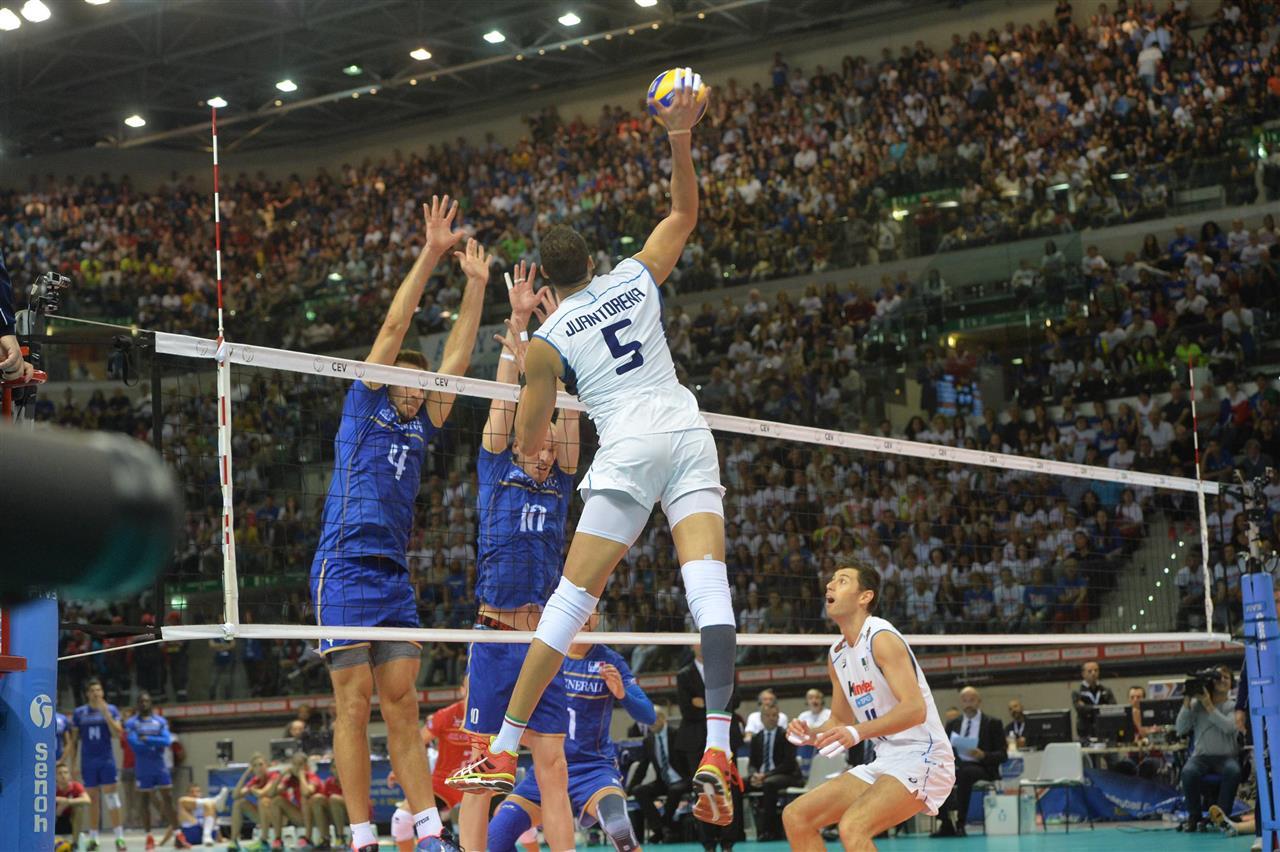 francuska italija evropsko prvenstvo odbojka
