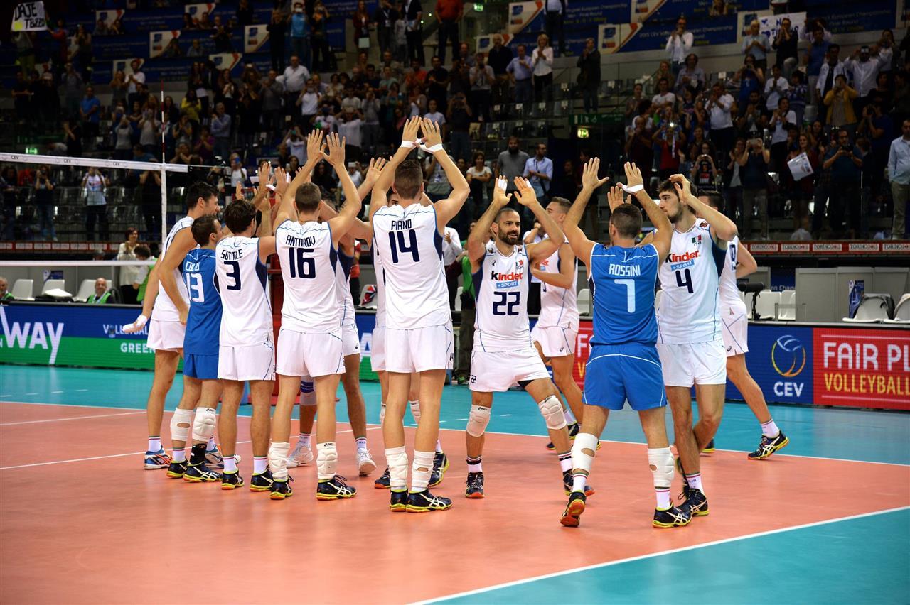 italija evropsko prvenstvo odbojka
