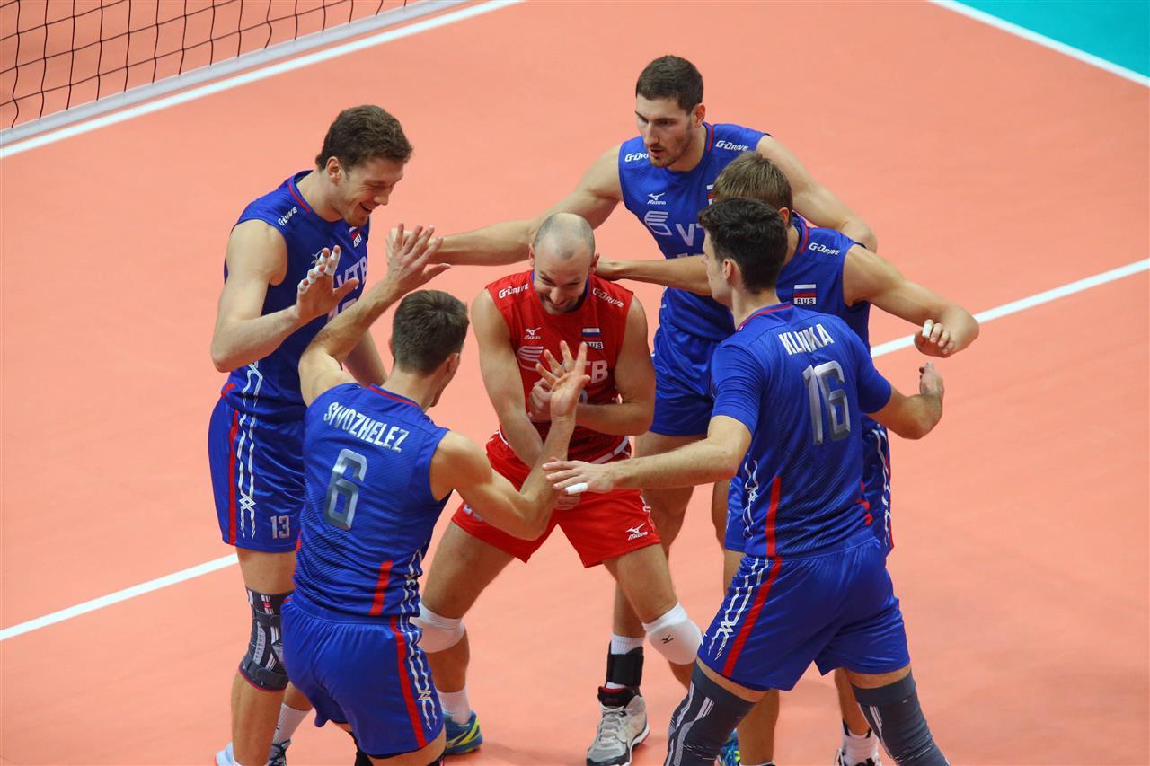 rusija evropsko prvenstvo odbojka