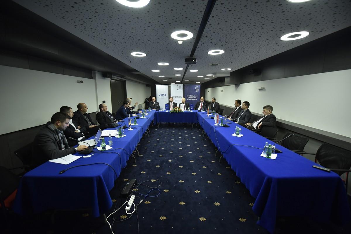 sastanak delegacija bva sarajevo odbojka volleyball meeting 4