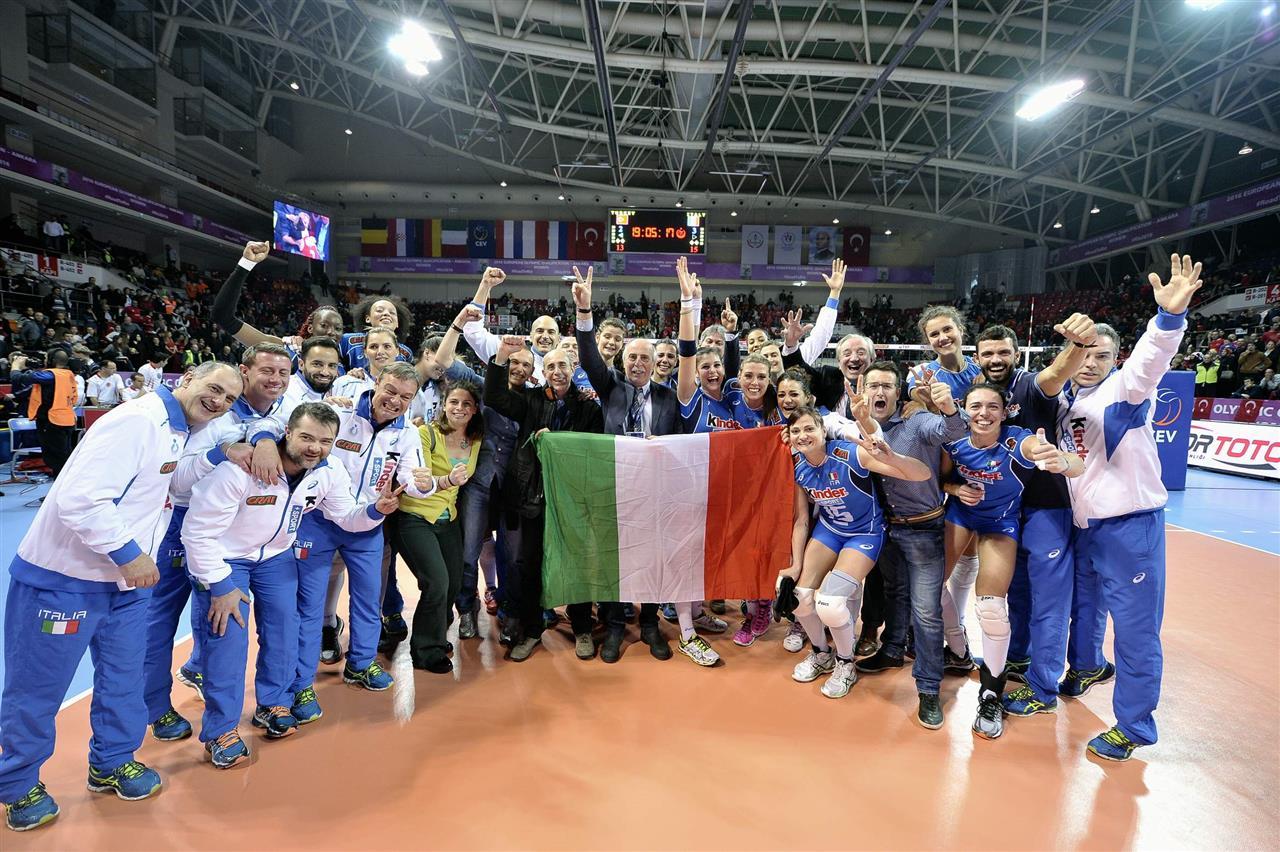 odbojka kvalifikacije za olimpijske igre italija