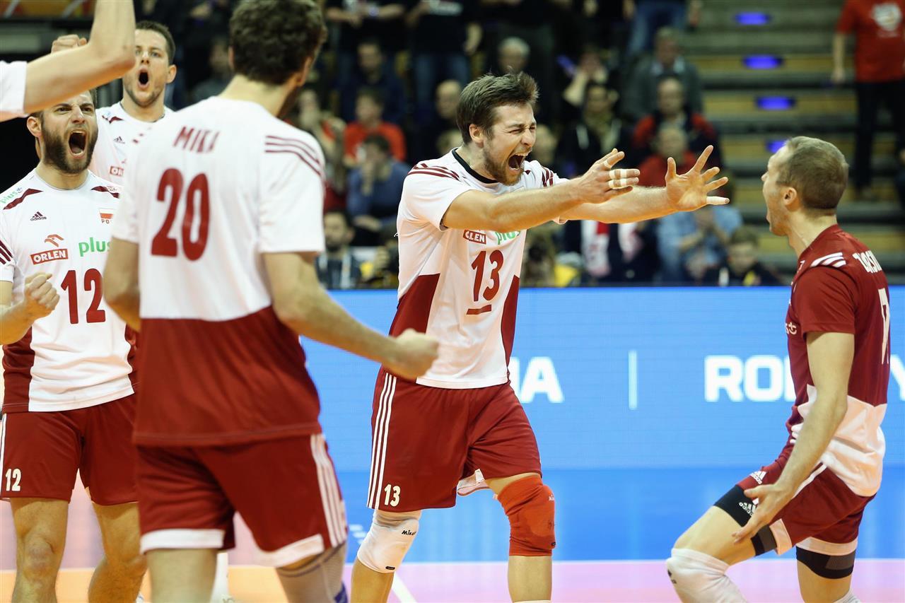 odbojka kvalifikacije za olimpijske igre poljska