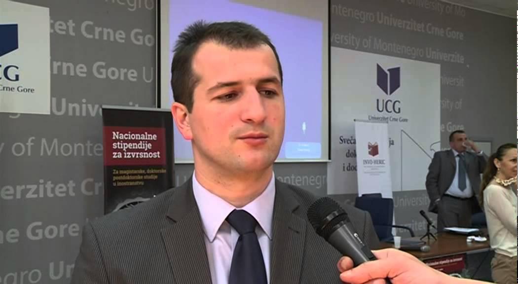 Saša Ivanović, vrhovni sudija UOSCG