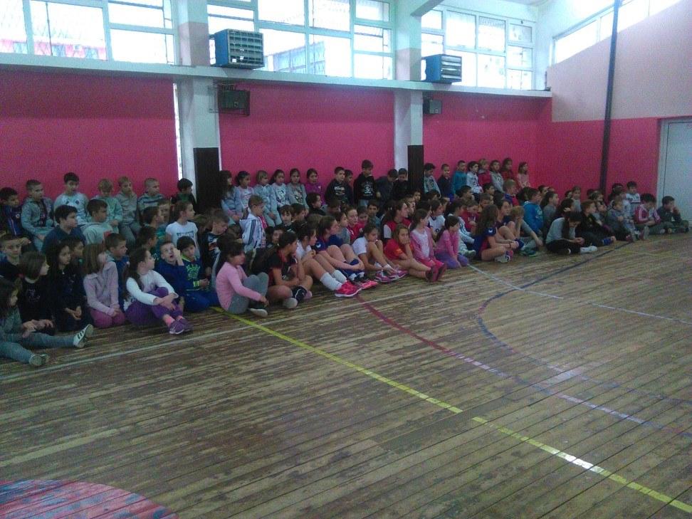 Dan više za odbojku - U akciji učestvovali škola odbojke Sutomore i ŽOK Galeb Bar