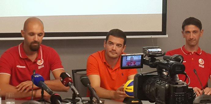 press konferencija - Svjetska liga1