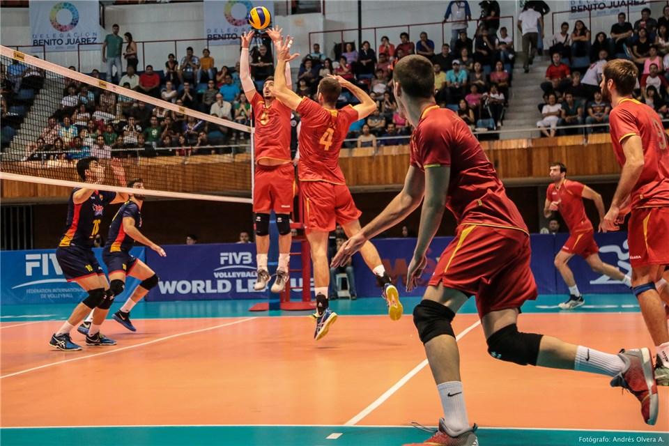 Gojko Ćuk protiv Španije Svjetska liga
