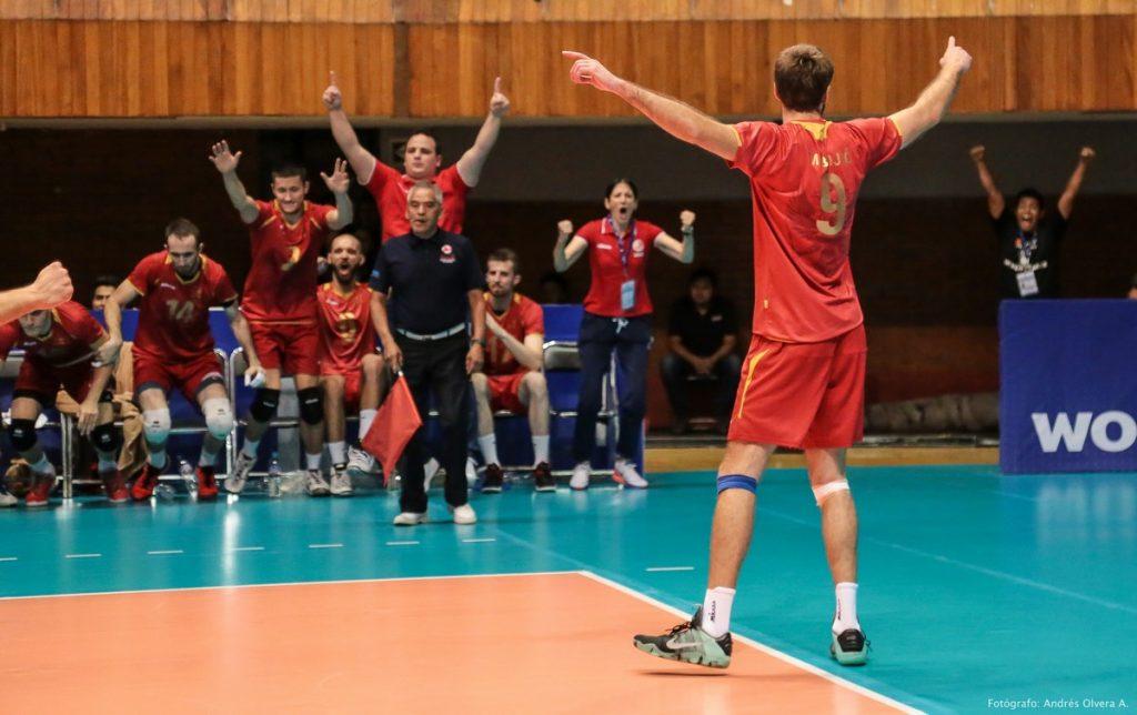 crna gora spanija odbojka svjetska liga 10