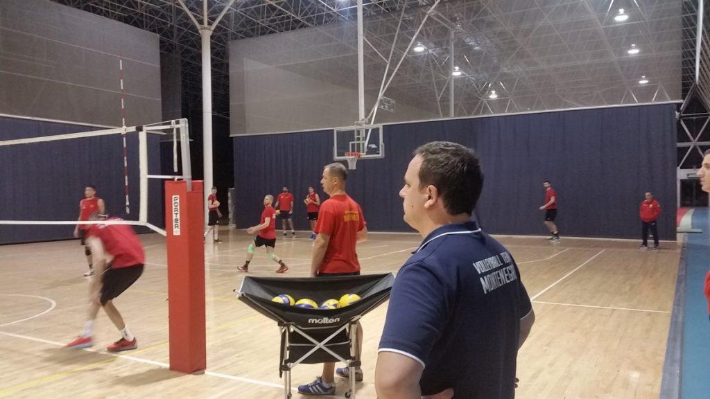 trening seniori odbojkaska reprezentacija crne gore meksiko svjetska liga 012