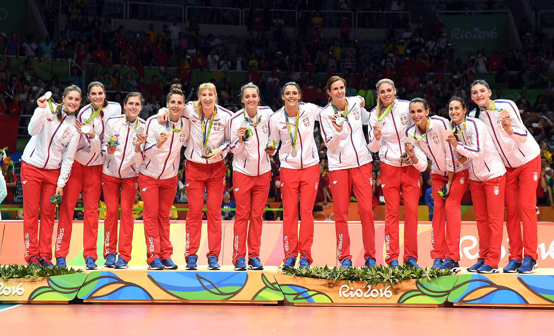 odbojkasice srbije rio olimpijske igre srebro