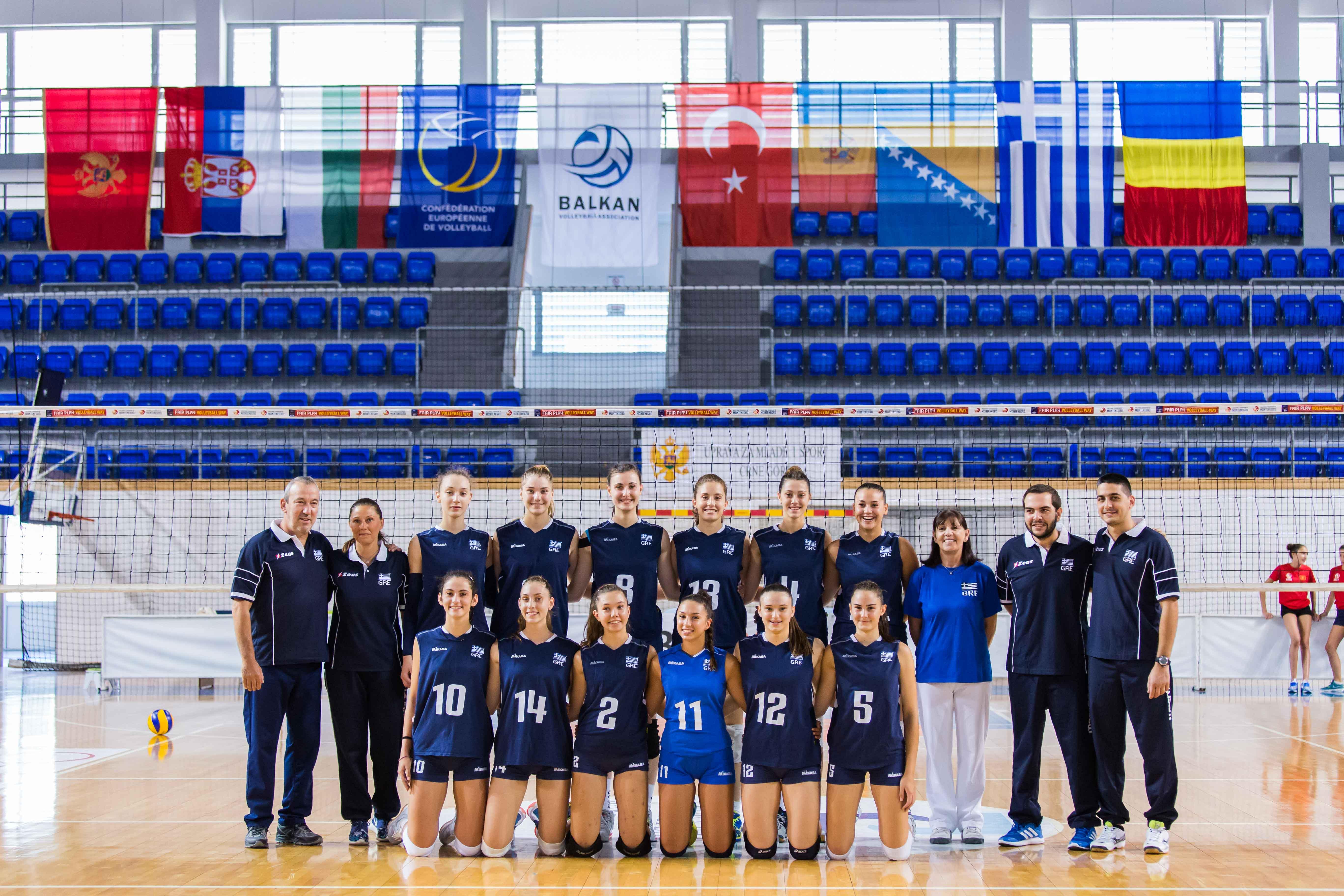 team photo Greece