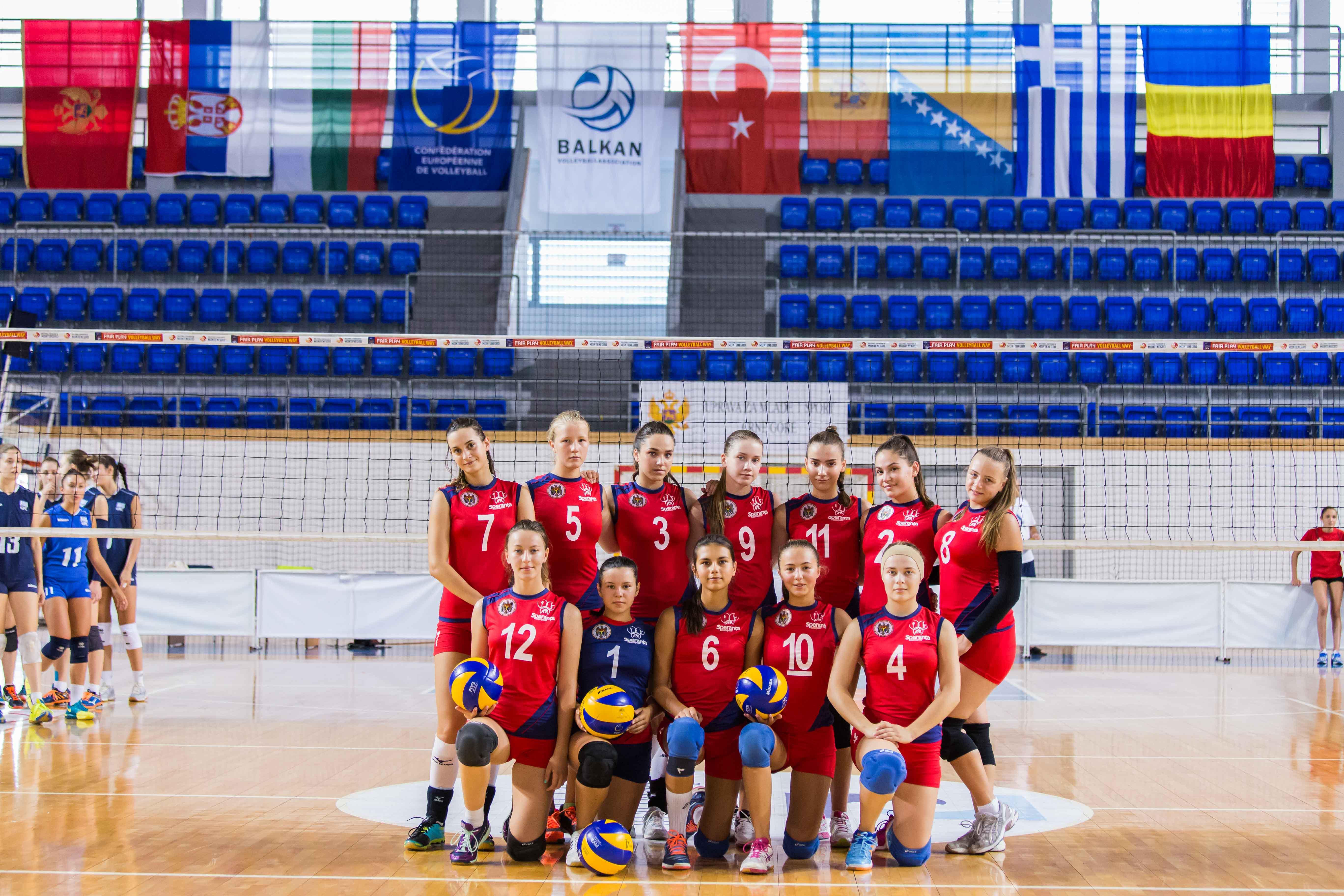 team photo Moldova
