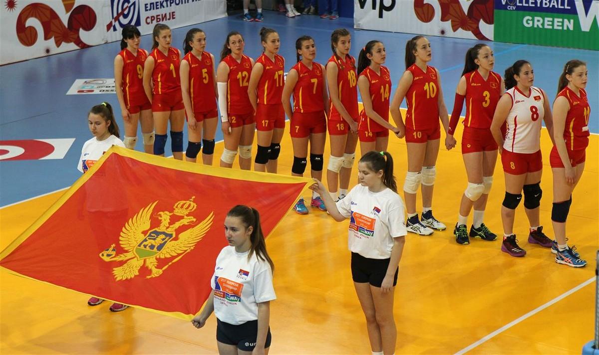 kvalifikacije za ep pionirke Crna Gora Srbija prvi meč Beograd odbojka evropsko prvenstvo 4