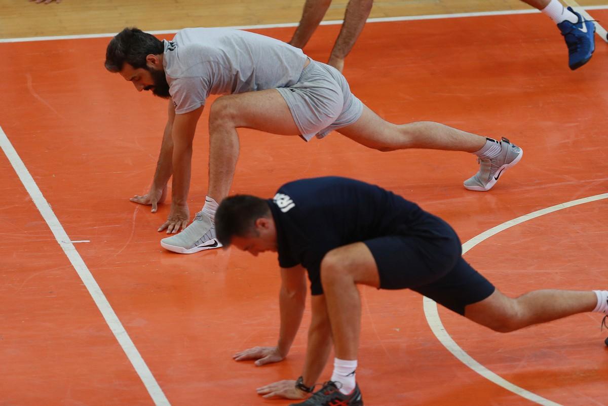 odbojkasi iran pripreme budva volleyball team iran 53
