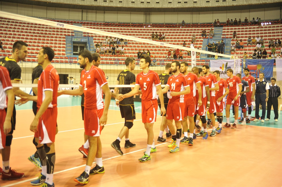 Crna Gora Tunis odbojka Svjetska liga seniori volleyball fivb world league tunisia 5
