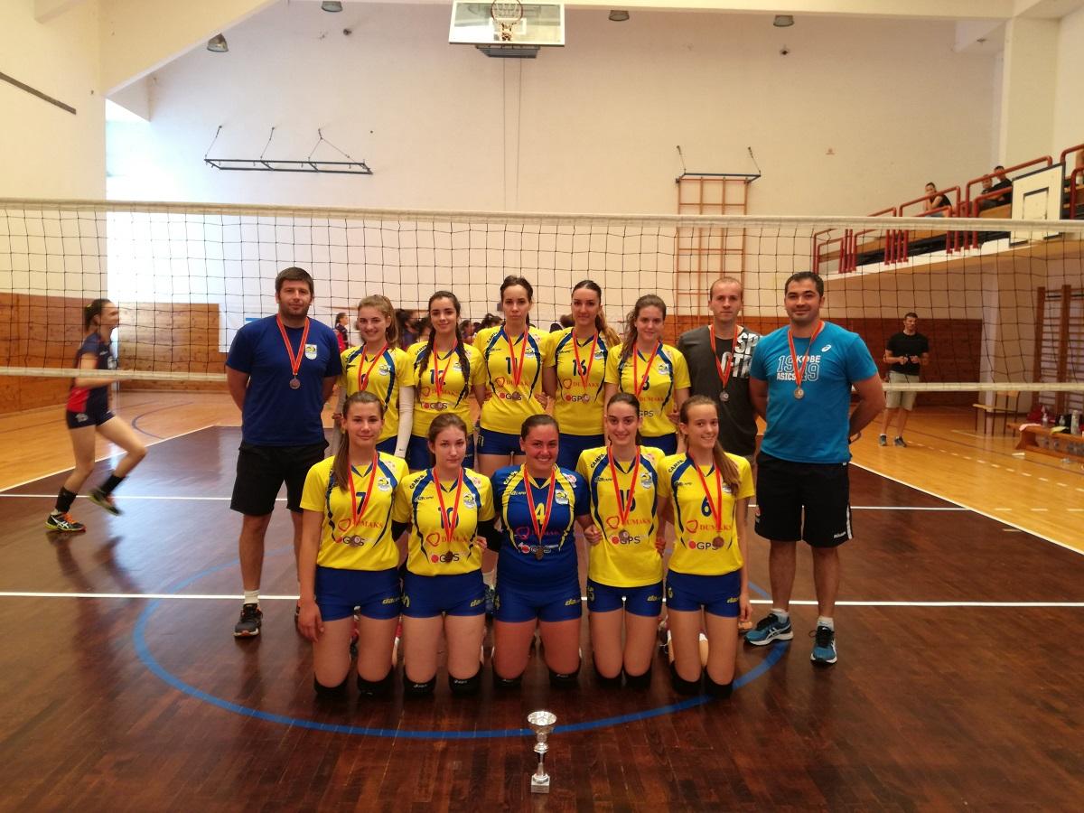 juniorsko prvenstvo crne gore juniorke odbojka zok moraca