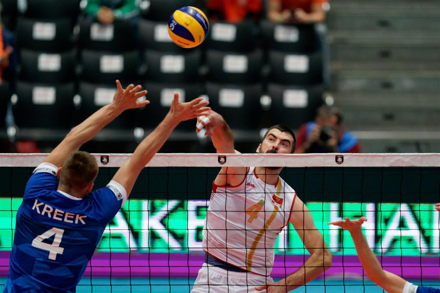 crna gora estonija seniori reprezentacija odbojkasi evropsko prvenstvo 006