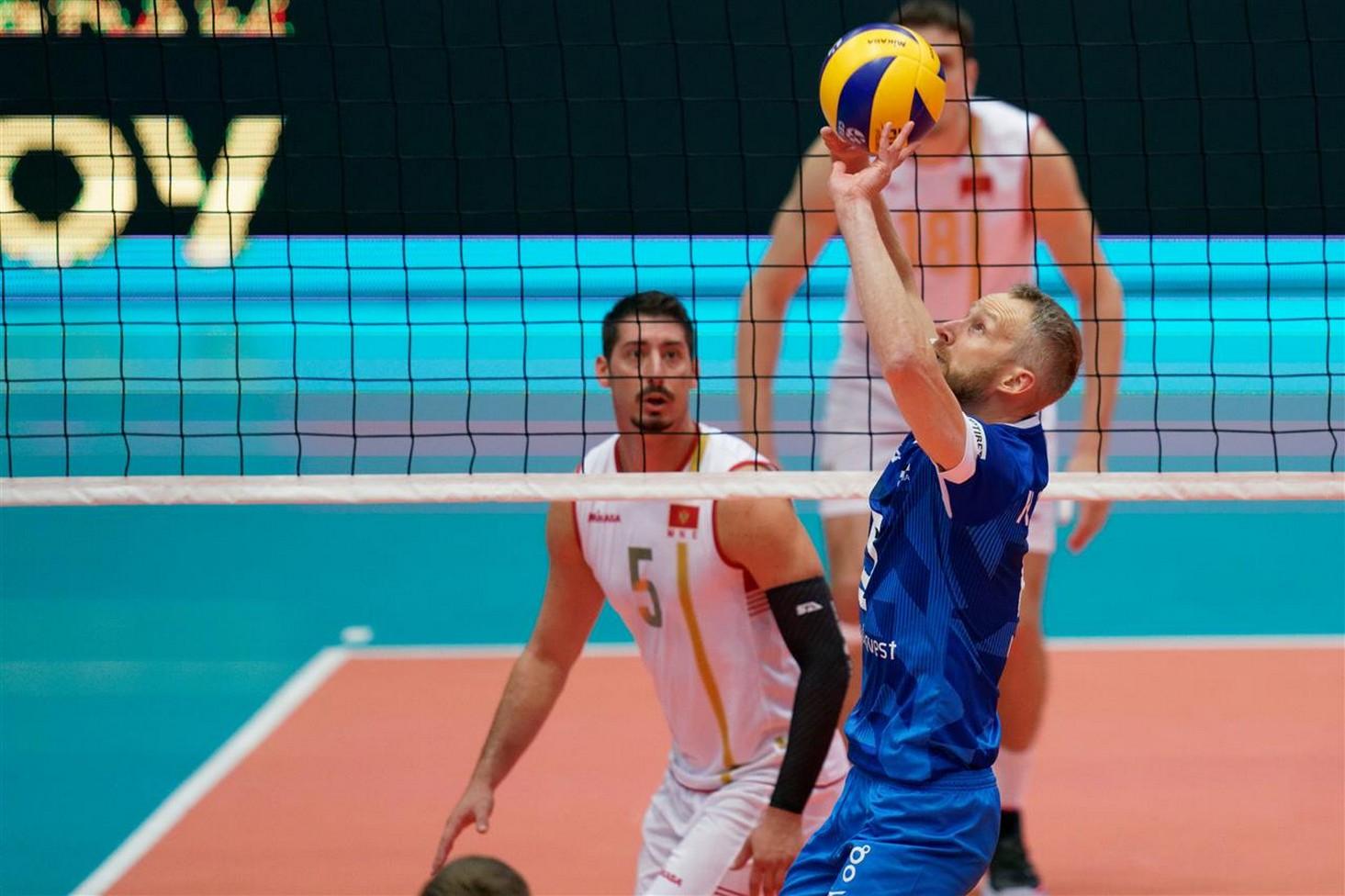 crna gora estonija seniori reprezentacija odbojkasi evropsko prvenstvo 010
