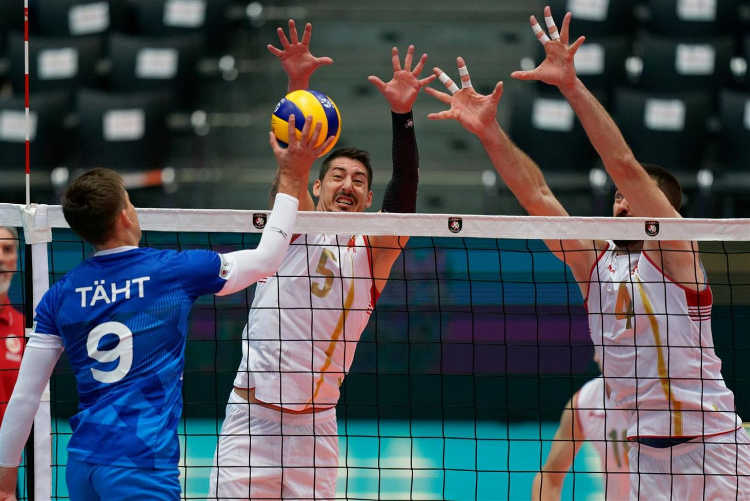 crna gora estonija seniori reprezentacija odbojkasi evropsko prvenstvo 011