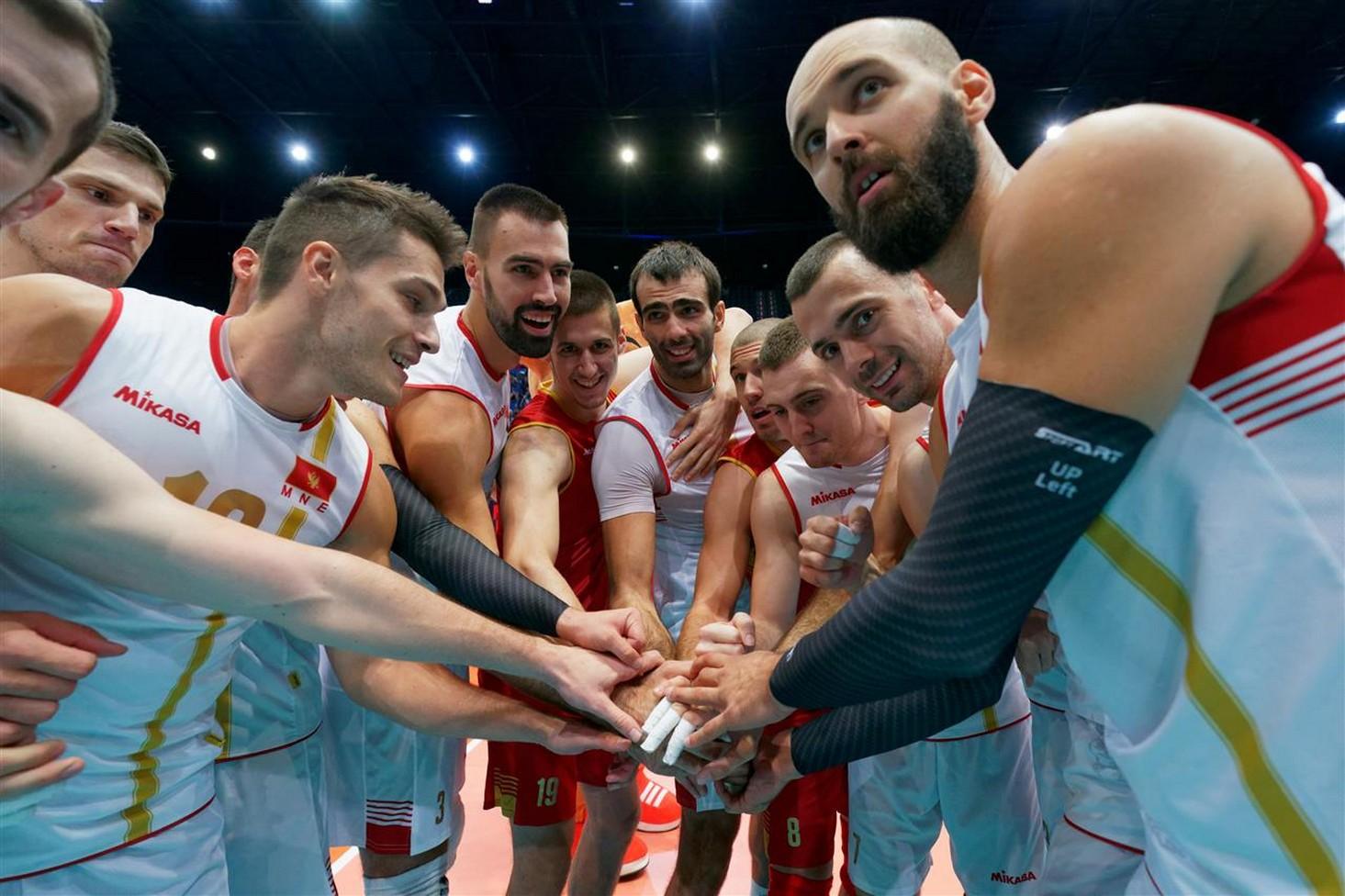 crna gora estonija seniori reprezentacija odbojkasi evropsko prvenstvo 014