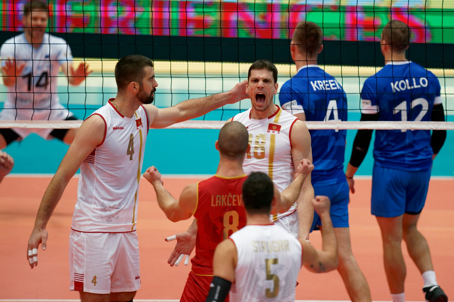 crna gora estonija seniori reprezentacija odbojkasi evropsko prvenstvo 017